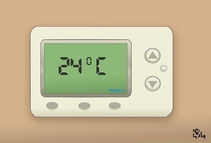 دمای اتاق زایمان سگ و توله سگ